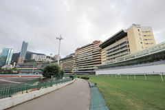 Happy Valley, Hong Kong non race day Stock Photography