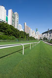 Happy Valley Racecourse Stock Images