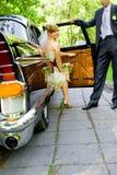 Happy wedding Stock Image