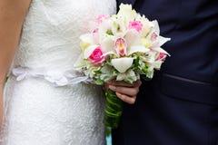 Happy wedding day stock photos