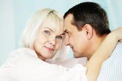 Happy wife Stock Image