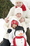 Happy winter Royalty Free Stock Images