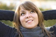 Happy woman Royalty Free Stock Photo