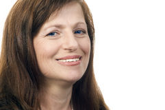 Happy woman. Stock Photography