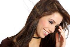 Happy woman royalty free stock photos