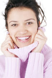 Happy woman Royalty Free Stock Images