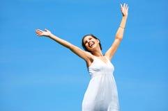 Free Happy Woman Royalty Free Stock Photos - 5201078