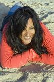 happy woman Στοκ Εικόνες