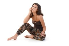 Free Happy Woman At Summertime Royalty Free Stock Photo - 19855665