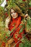Happy woman, fashion portrait Royalty Free Stock Photo