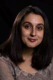 Happy woman portrait Stock Images