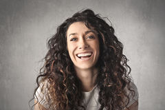 Happy woman Royalty Free Stock Photos