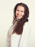 Happy woman portrait Royalty Free Stock Photography