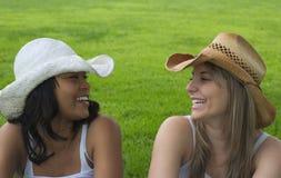 Happy Women Stock Image