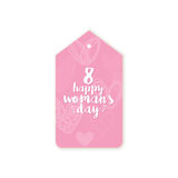 Happy women Day Royalty Free Stock Images