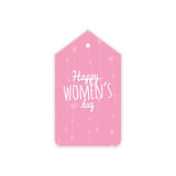 Happy women Day Stock Images
