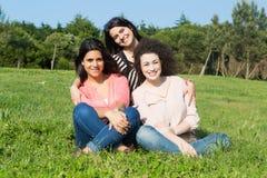 Happy women Royalty Free Stock Photo