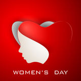 Happy Women's Day Stock Image