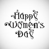 Happy Women's Day Royalty Free Stock Photography
