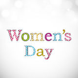 Happy Women's Day Royalty Free Stock Images