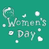 Happy Women's Day Stock Image