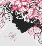 Happy Womens Day Background Royalty Free Stock Photo