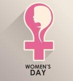 Happy Womens day design Stock Photo