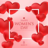 Womens day Stock Images