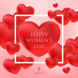 Womens day Royalty Free Stock Images