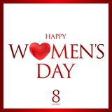 Womens day Royalty Free Stock Photos