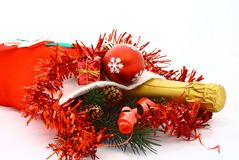 Happy Xmas and new year Stock Image