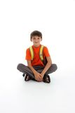 Happy Young Boy Royalty Free Stock Image