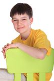 Happy young boy Stock Photography