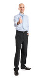Happy Young Businessman Stock Photos