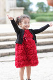 Happy young child Royalty Free Stock Photography