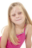 Happy young girl Royalty Free Stock Photography