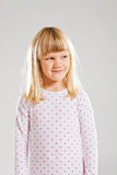Happy young girl looking Royalty Free Stock Photo