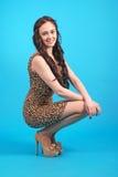 Happy young girl Stock Image