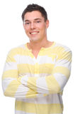Happy young man Royalty Free Stock Photos