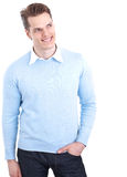 Happy young man Stock Photography