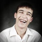 Happy Young Man Portrait Stock Photos