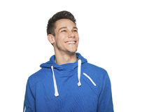 Happy Young Man Smiling Stock Photos