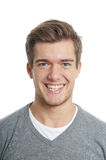 Happy young man Stock Image