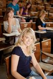 Happy Young Student Royalty Free Stock Photo