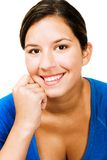 Happy young woman Royalty Free Stock Photography