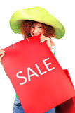 Red sale Stock Images