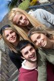 Happy youth Royalty Free Stock Photo