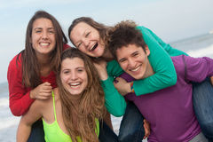 Free Happy Youth Royalty Free Stock Photography - 34455747
