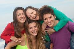 Happy youth Stock Photo