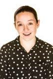 Happy Youthful Girl Stock Image